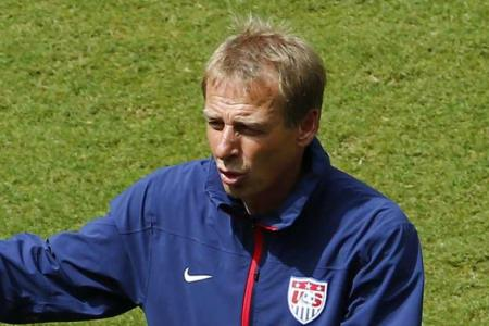 Klinsmann says United States can beat Germany