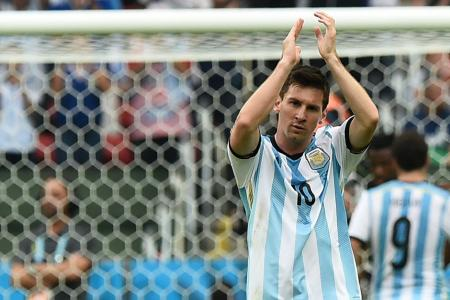 Suarez faces ignominy, Messi on the way to immortality