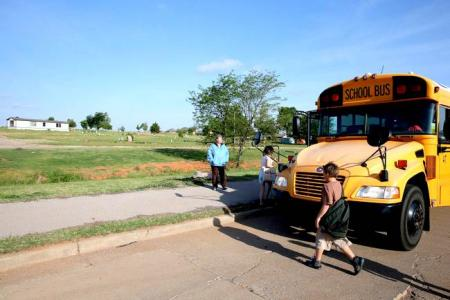 12-year-old takes school bus for joyride