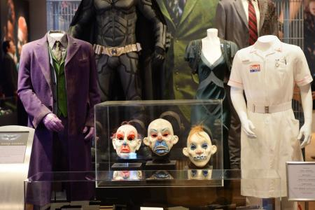 GALLERY: New Batman exhibit opens in honour of 75th anniversary