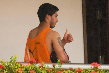 Uruguay to appeal Suarez's ban