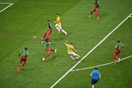 Neymar to samba to the Golden Boot?