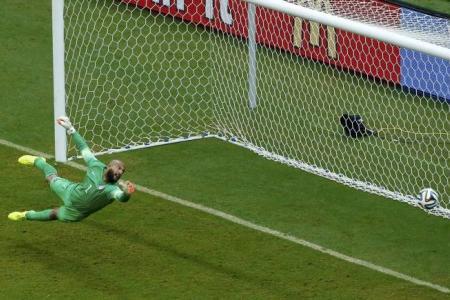 Mueller could gatecrash South American goal fiesta