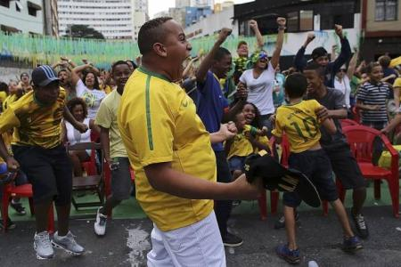 Neil Humphreys: Why Brazil must stay in the World Cup