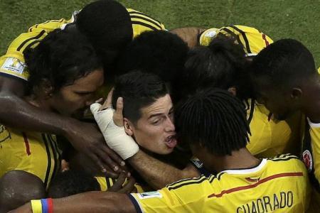 Lightning Rod-riguez strikes twice against Uruguay