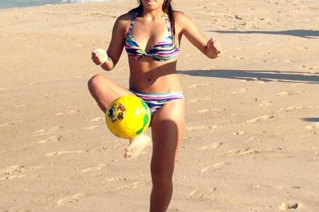 Copacabana Beach a World Cup draw for fans