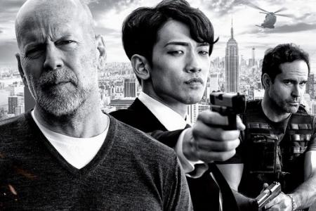 WATCH: Rain, Bruce Willis and 50 Cent in a new movie