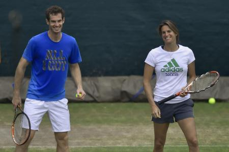 Champion Murray ready for real battles to commence