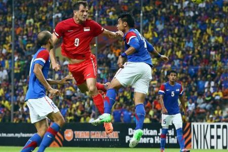 Singapore set to play Malaysia on Sep 6 at new National Stadium