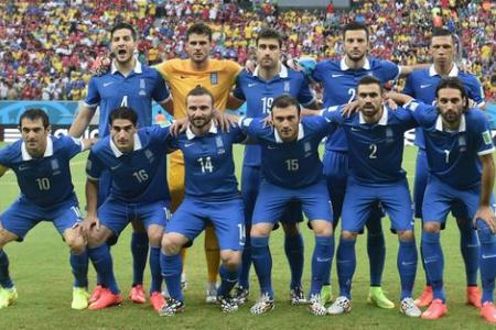 Greek team refuse World Cup bonuses, ask for training centre instead