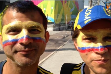 Neil in Brazil: Pick the Winner - Germany v Algeria