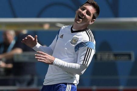 Hitzfeld knows how to neutralise Messi