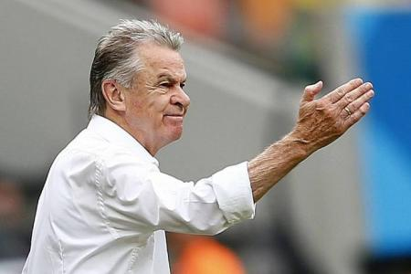Hitzfeld knows how to neutralise Messi