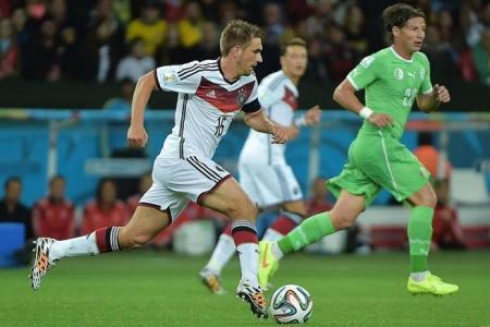 Lahm must return to German defence to stop French