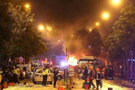 Little India riot COI makes 8 recommendations