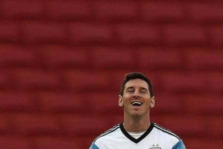 Swiss will pay if they don't shadow Messi
