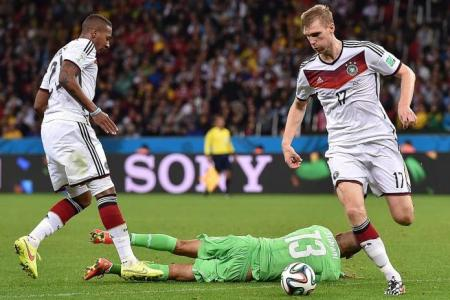 Germany need to improve defensive lapses in quarter-finals
