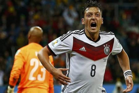 Shaky Germany prevail 2-1 after extra time