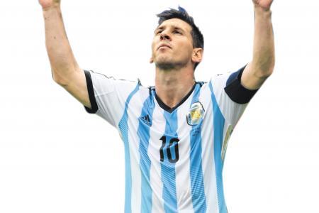 Messi game