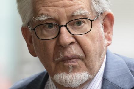 (Video) Shamed celeb Rolf Harris' works