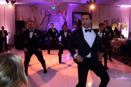 WATCH: Put a ring on these wedding dance videos