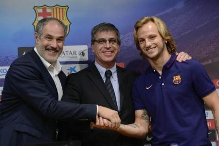 Barca up to their old tricks amid Suarez rumours