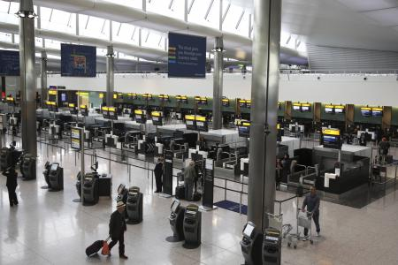 Heathrow's new boss faces baggage chaos on first day in job