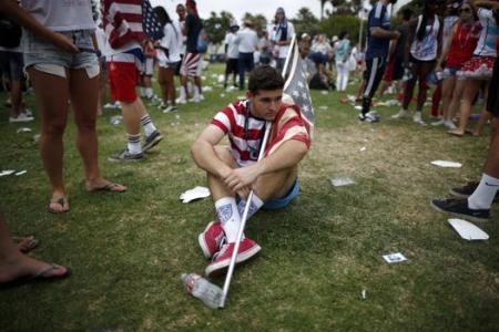 Heartbreak for team USA as Belgium ends their World Cup hopes