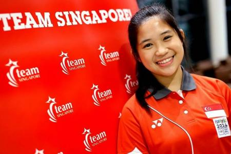 Veloso and Mok out to make their mark at Commonwealth Games