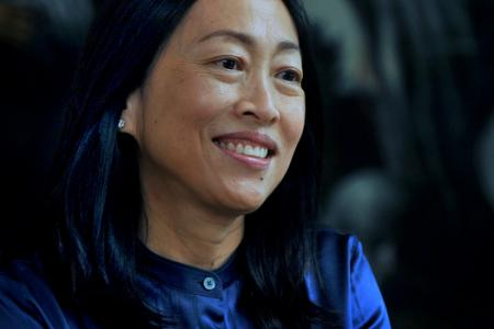 Susan Lim's hubby: Lawyers overcharged us