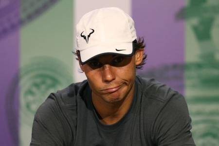 Nadal won't give up on Wimbledon