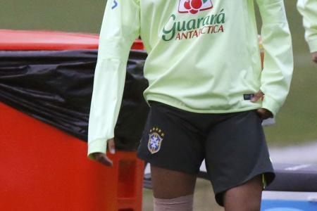 Injured Neymar can't do it alone