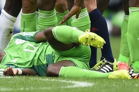 Nigeria and Algeria rock at the World Cup