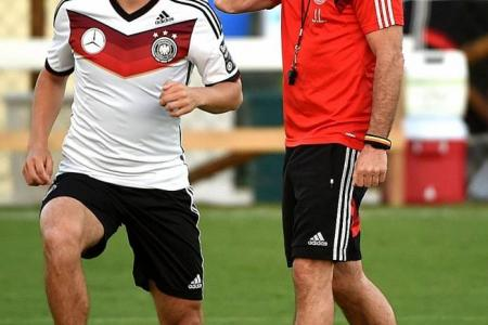 Lahm could revert to right-back position against France