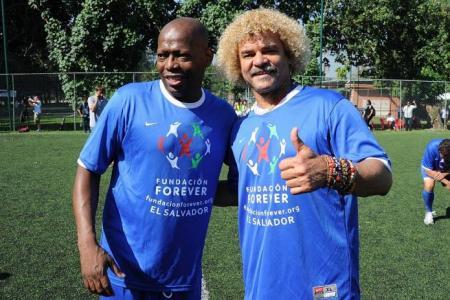 Former Colombia striker Asprilla says Brazil will be beaten easily