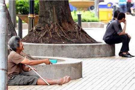 KL plans law to punish alms-givers and stop beggars