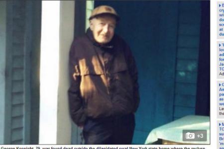 Plain-living hermit found dead was millionaire