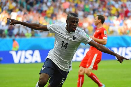 Pogba and Matuidi will lead France to victory over Germany