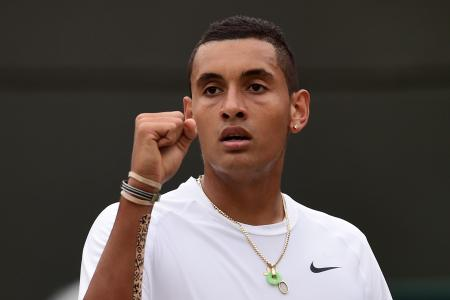 Tennis star Nick Kyrgios might play in Malaysian Open