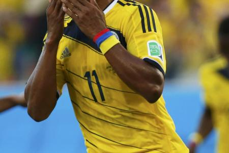 Colombia are more than just Rodriguez