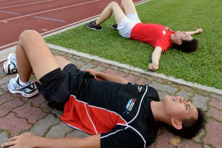Extend 2.4km run for a better IPPT?