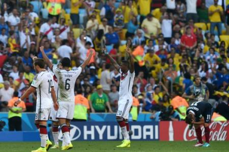 Hummels' header hammers France out of the World Cup