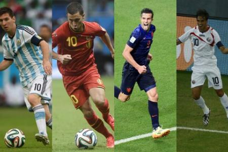 POLL: Pick the winner in Argentina v Belgium; Netherlands v Costa Rica