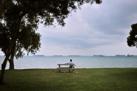 Time alone? Many would rather hurt themselves