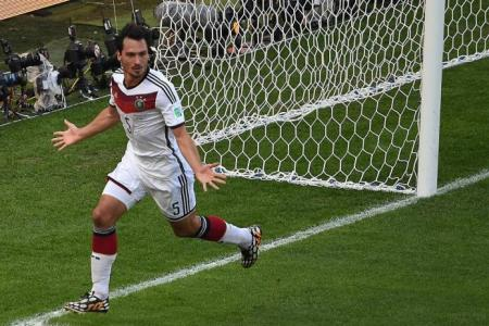 Loew plays down Germany's expectations