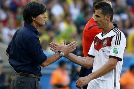 Loew's tactics see Germany oust France 1-0