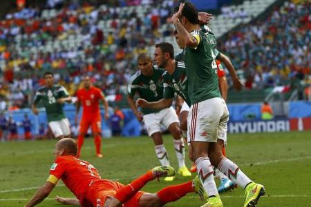 Costa Rica: Look out for diving Robben
