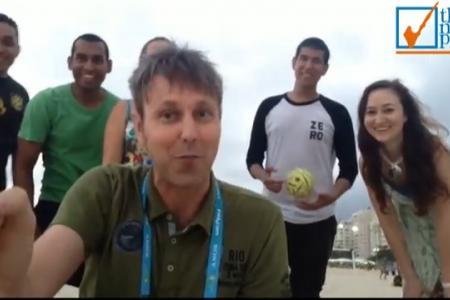 Neil in Brazil: Pick the winner - Netherlands vs Costa Rica