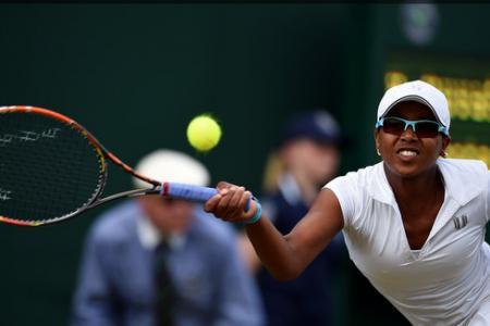 American rising star in tennis Victoria Duval battling cancer