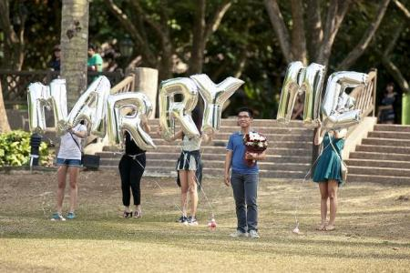 Proposal pros help you pop the question